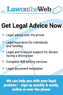 get legal advise